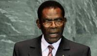 Teodoro OBIANG   Presidente de Guinea Ecuatorial