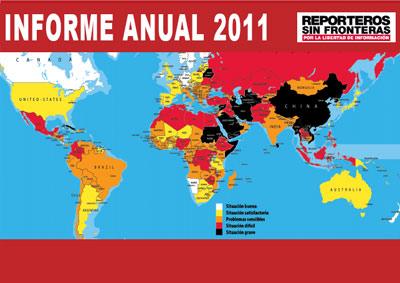 Informe anual 2011. Documento completo en PDF