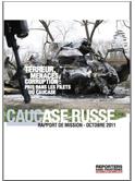 FRANCÉS. Informe Cáucaso. RSF. Octubre de 2011