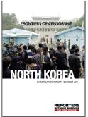 Inglés, informe COREA DEL NORTE. RSF, octubre de 2011
