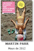 RSF | 100 Fotos de MARTIN PARR por la Libertad de Prensa