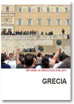 Informe Grecia 2011. Reporteros sin Fronteras