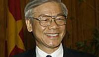 Nguyen Phu Trong | Secretario General del Partido Comunista de Vietnam