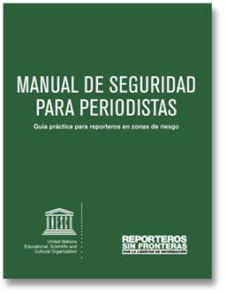 RSF-Manual de seguridad para periodistas