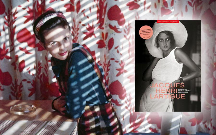 JACQUES HENRI LARTIGUE   Nuevo álbum de fotos de RSF