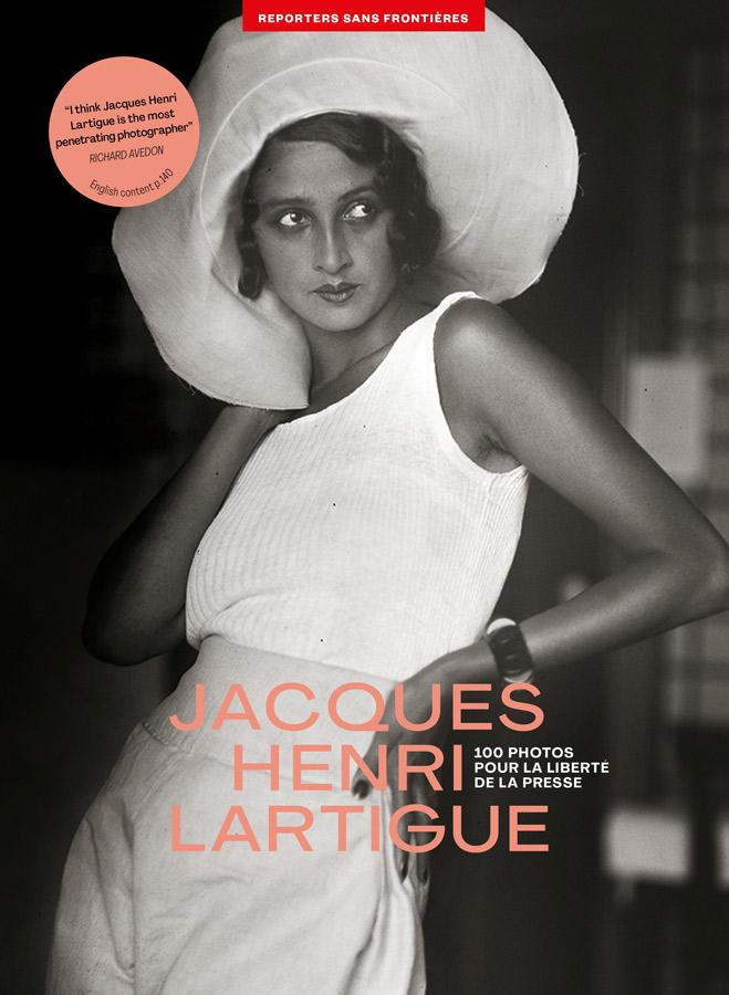 JACQUES HENRI LARTIGUE | Nuevo álbum de fotos de RSF